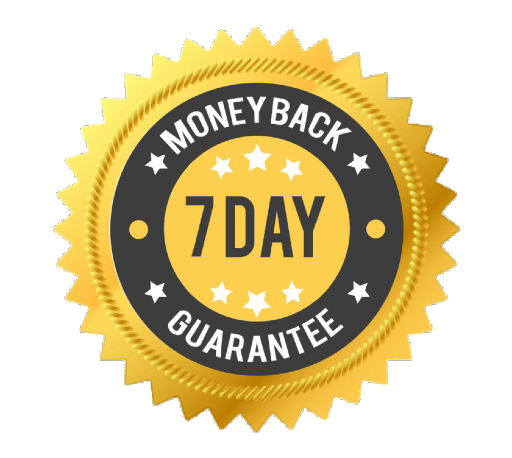 150 1502408 7 Days Money Back Guarantee Png Transparent Png.png - Mkitsol - Innovative Technology Solution Company